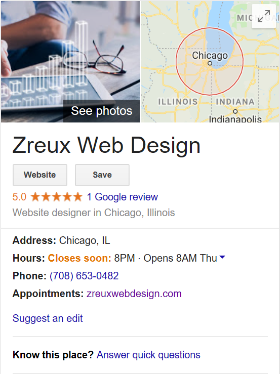 How to add your business to Google? – Zreux Web Design